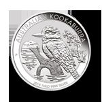 Kookaburra Silber 1kg