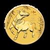 Lunar III Ochse 1oz Gold