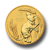 Lunar III Maus 1oz Gold