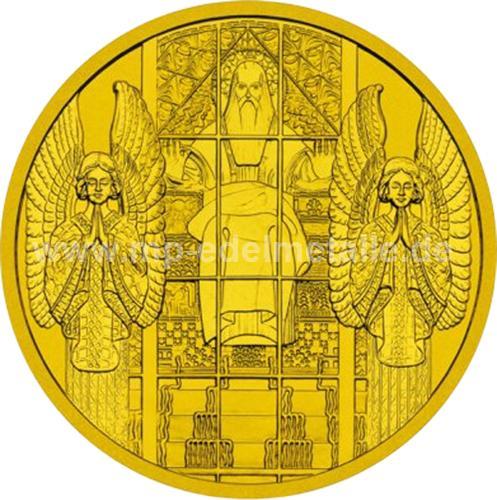 100 Euro Kirche am Steinhof (2005)
