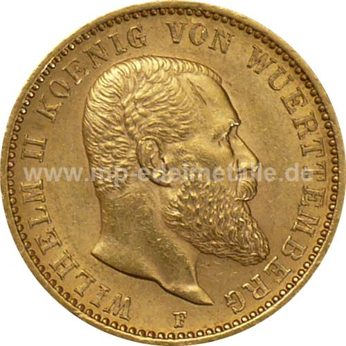 Wilhelm II v. Württemberg  (1897 F)