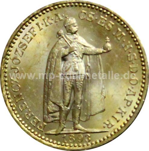 20 Kronen Ungarn