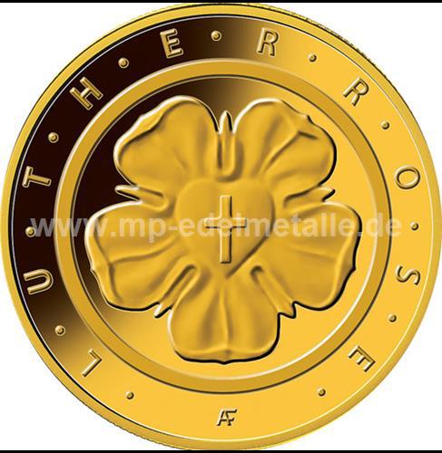 50 Euro Lutherrose - A - (2017)