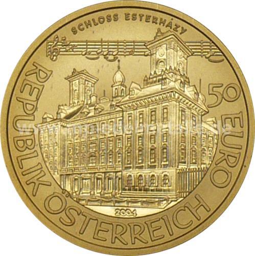 50 Euro Joseph Hayden (2004)