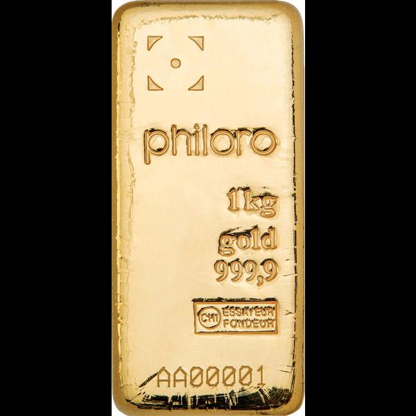 Philoro Barren 1kg