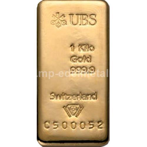 Barren 1000g UBS