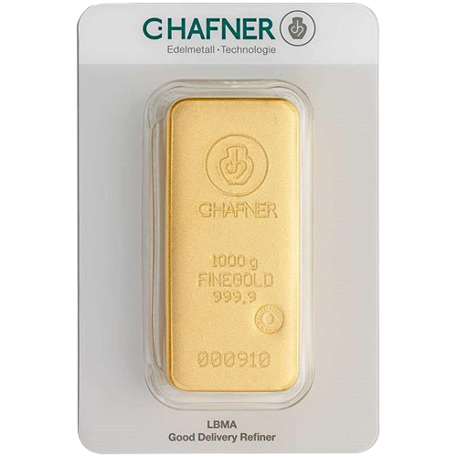 C.Hafner Barren 1kg