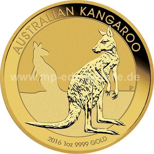 Nugget Känguru 1oz