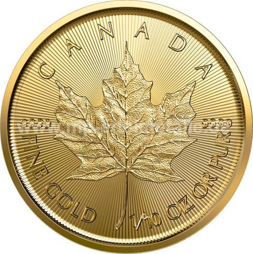 Maple Leaf 1/10 oz (2020)