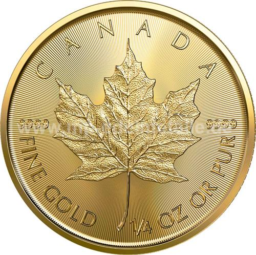 Maple Leaf 1/4 oz (2020)