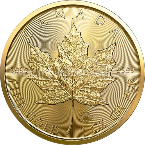 Maple Leaf 1oz  (2020)