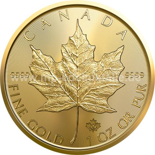 Maple Leaf 1/4 oz   (2019)