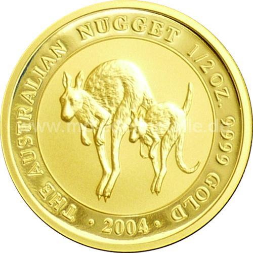 Nugget Känguru 1/2 oz  (2004)