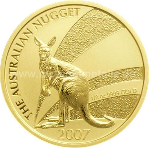Nugget Känguru 1/2 oz    (2007)