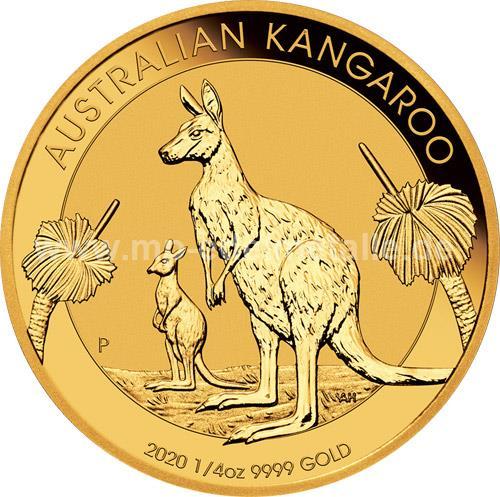 Nugget Känguru 1/4 oz (2020)
