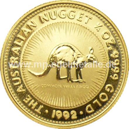 Nugget Känguru 1/4 oz (1992)