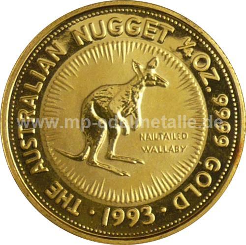 Nugget Känguru 1/4 oz  (1993)