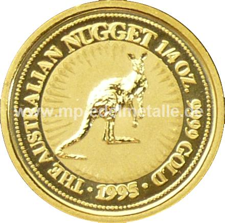 Nugget Känguru 1/4 oz    (1995)