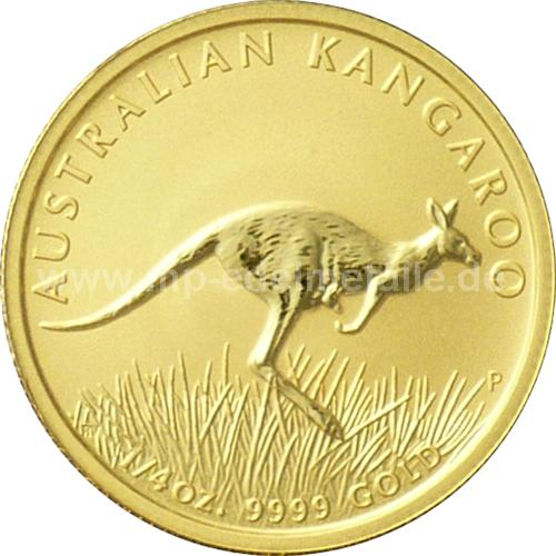 Nugget Känguru 1/4 oz  (2008)