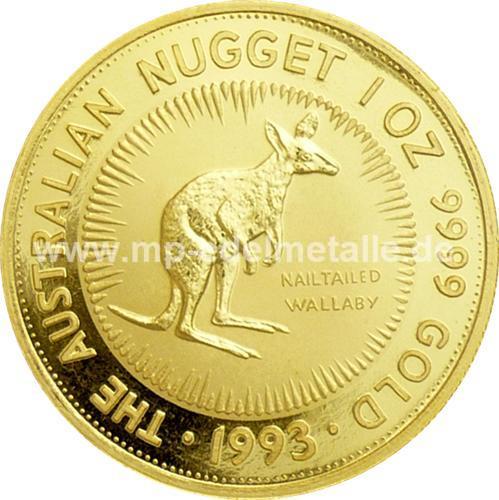 Nugget Känguru 1/2 oz   (1993)