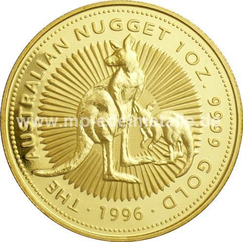 Nugget Känguru 1/2 oz (1996)