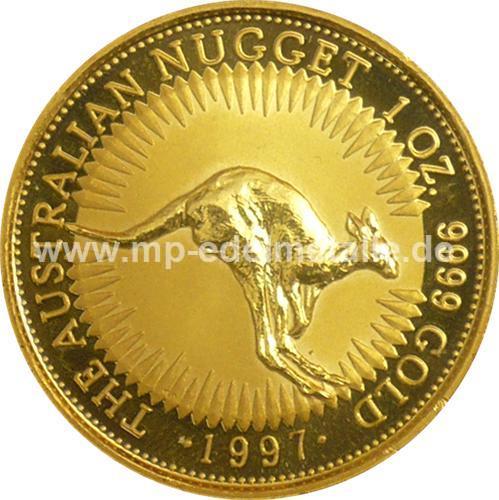 Nugget Känguru 1/4 oz  (1997)