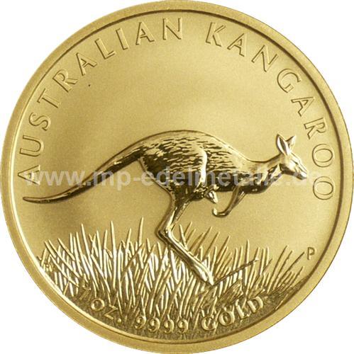 Nugget Känguru 1oz   (2008)