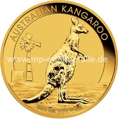 Nugget Känguru 1/4 oz (2012)