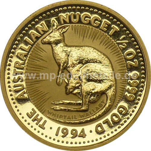 Nugget Känguru 1/2 oz  (1994)