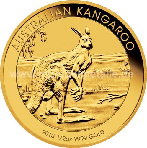 Nugget Känguru 1/2 oz (2013)