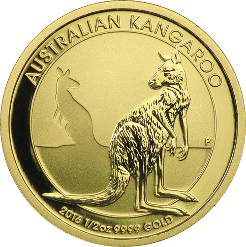 Nugget Känguru 1/2 oz  (2016)