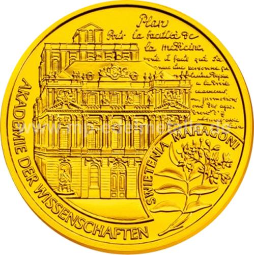 50 Euro Gerard van Swieten (2007)