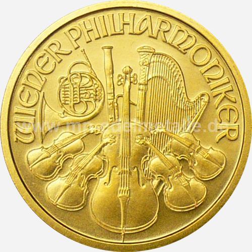 Philharmoniker 1/2 oz