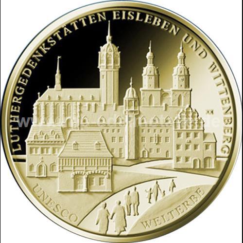 100 Euro Wittenberg - A - (2017)