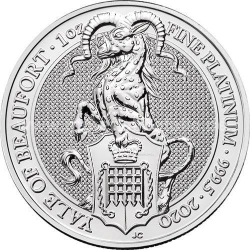 The Yale of Beaufort 1oz (2020)