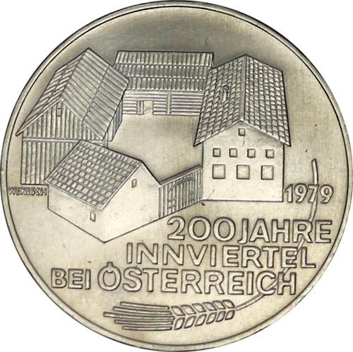 100 Schilling Gedenkmünzen (differenzbesteuert) (1974 - 1979)