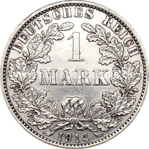 1 Mark Kaiserreich (1873 - 1916) (differenzbesteuert)