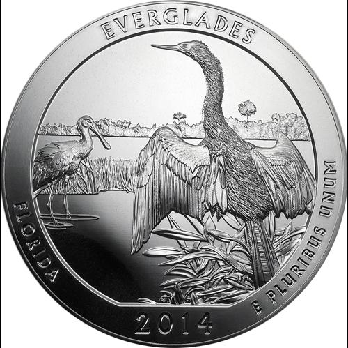 Everglades National Park (differenzbesteuert) (2014)