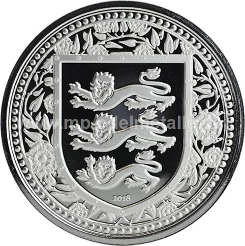 Royal Arms of England 1oz (differenzbesteuert) (2018)