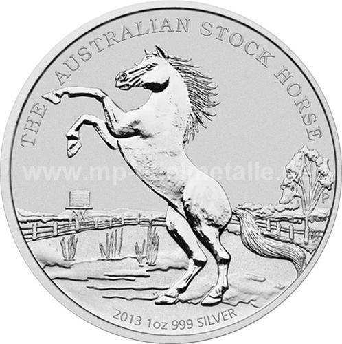 Stock Horse 1oz  (differenzbesteuert) (2013)