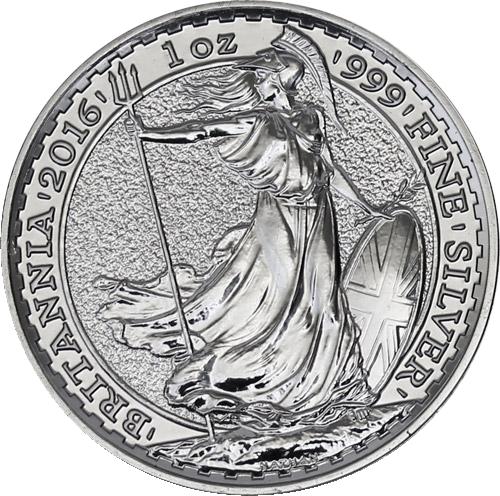 Britannia 1oz (differenzbesteuert)