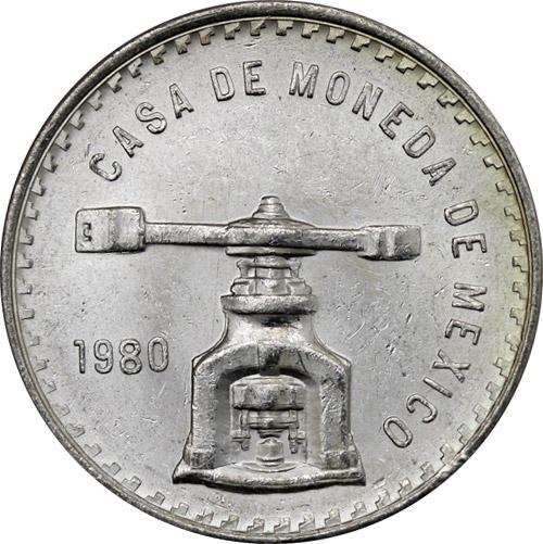 Casa de Moneda  de Mexico 1oz (differenzbesteuert)