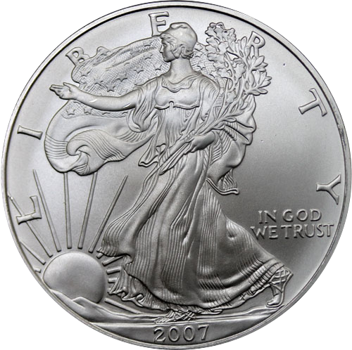 Eagle 1 oz (differenzbesteuert)