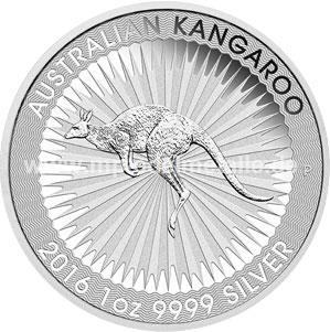 Australien Känguru Perth Mint (differenzbesteuert)