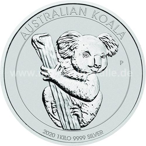 Koala 1 Kilo (differenzbesteuert) (2020)