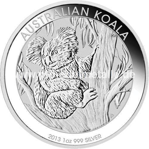 Koala 1 Kilo (differenzbesteuert) (2013)