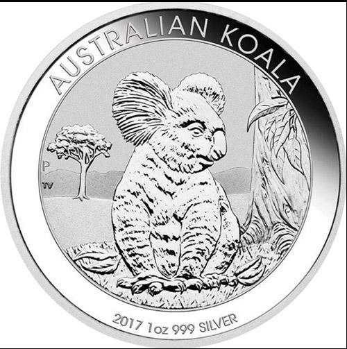 Koala 1oz (differenzbesteuert) (2017)