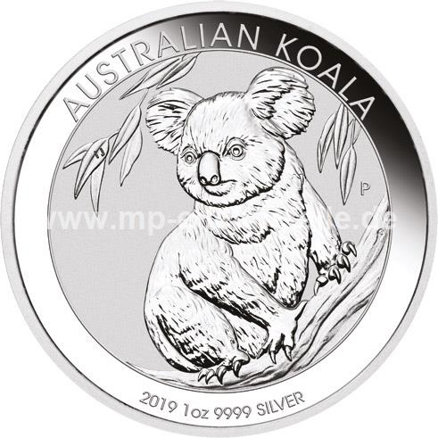 Koala 1oz (differenzbesteuert) (2019)
