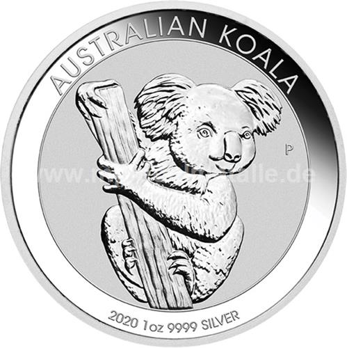 Koala 1oz (differenzbesteuert) (2020)