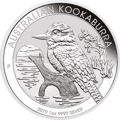 Kookaburra 1oz (differenzbesteuert) (2019)